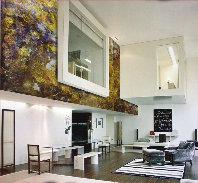 kreative beispiele der wandgestaltung mit der art panel. Black Bedroom Furniture Sets. Home Design Ideas