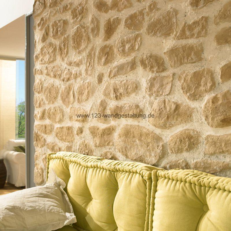 Wandgestaltung Mit Tapeten Bilder : , Verblendsteine, Holzpaneelen f?r eine Besondere Wandgestaltung