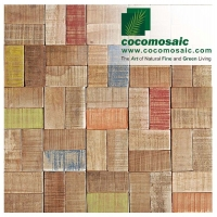 Mosaik Fliesen - Cocomomosaic Envi - Square Multicolor