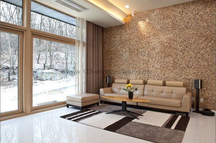 galerie von projekten mit den holzfliesen von cocomosaic, Wohnzimmer