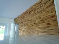 Holzpaneele Woody-Panels -Cuts - Eiche - Küche