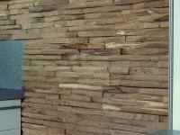 Holzpaneele Woody-Panels - Cuts - Eiche - Küche