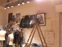 Kunststeinpaneele Bronx - Messestand Ralph Lauren / B&B Berlin