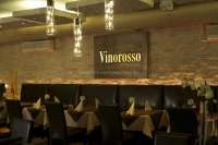 Ladenbau - Restaurant Vinorosso - Wandpaneele Bari