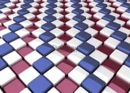 Glasmosaik Serie 3D DS3D02