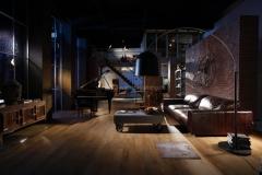 Kunststeinpaneele Brooklyn - Loft