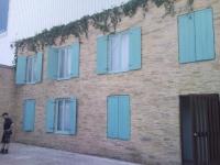 Kunststeinpaneele Canonau Ocker Mediterran
