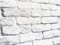 Steinpaneele Manhatten Weiss
