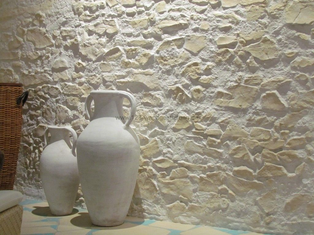 kunststeinpaneele marsalla für eine mediterrane wandgestaltung, Wohnideen design