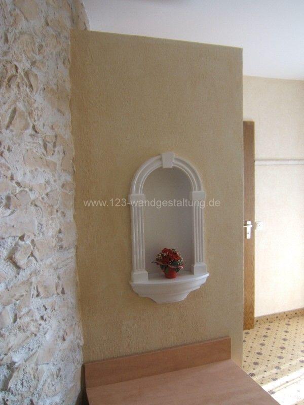 Kunststeinpaneele Marsalla für eine mediterrane Wandgestaltung