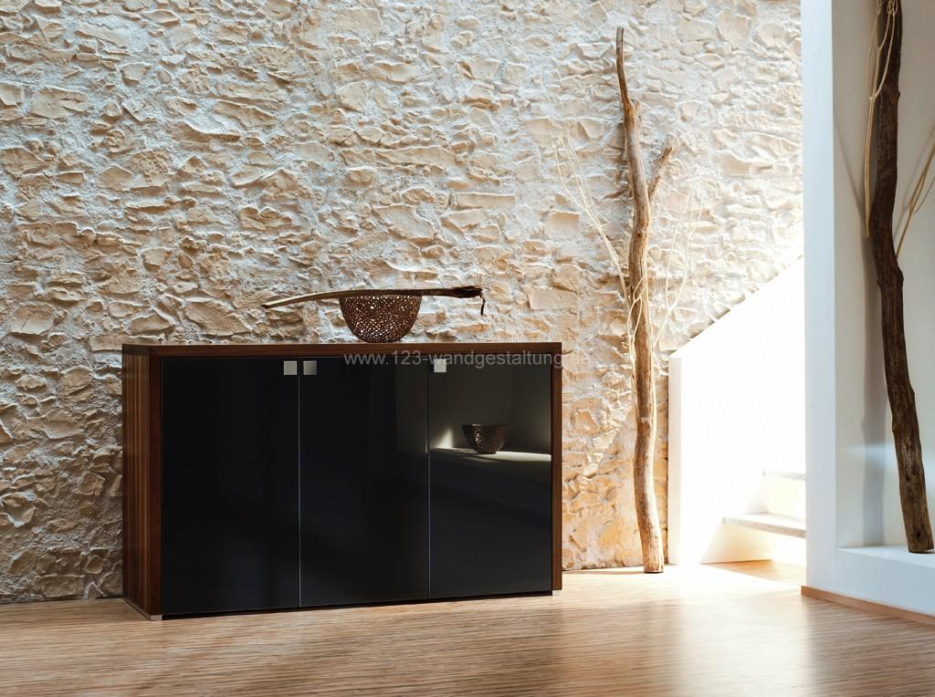 mediterrane wandgestaltung mit marsalla champagner - Mediterrane Wandgestaltung