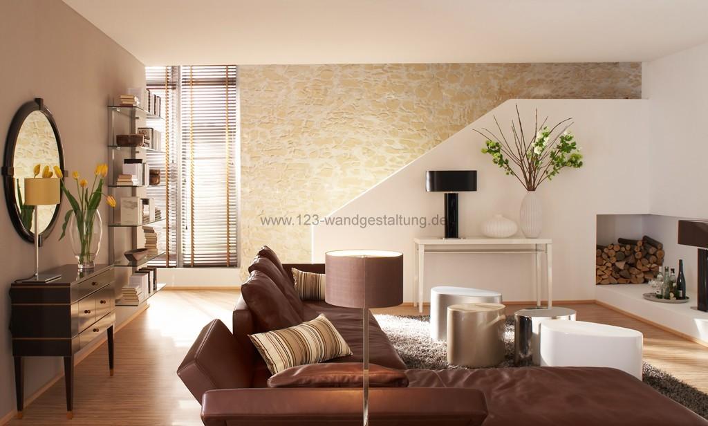 kunststeinpaneele marsalla für eine mediterrane wandgestaltung - Wandgestaltung Wohnzimmer Mediterran