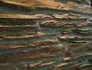 Steinpaneele Shetland Rost