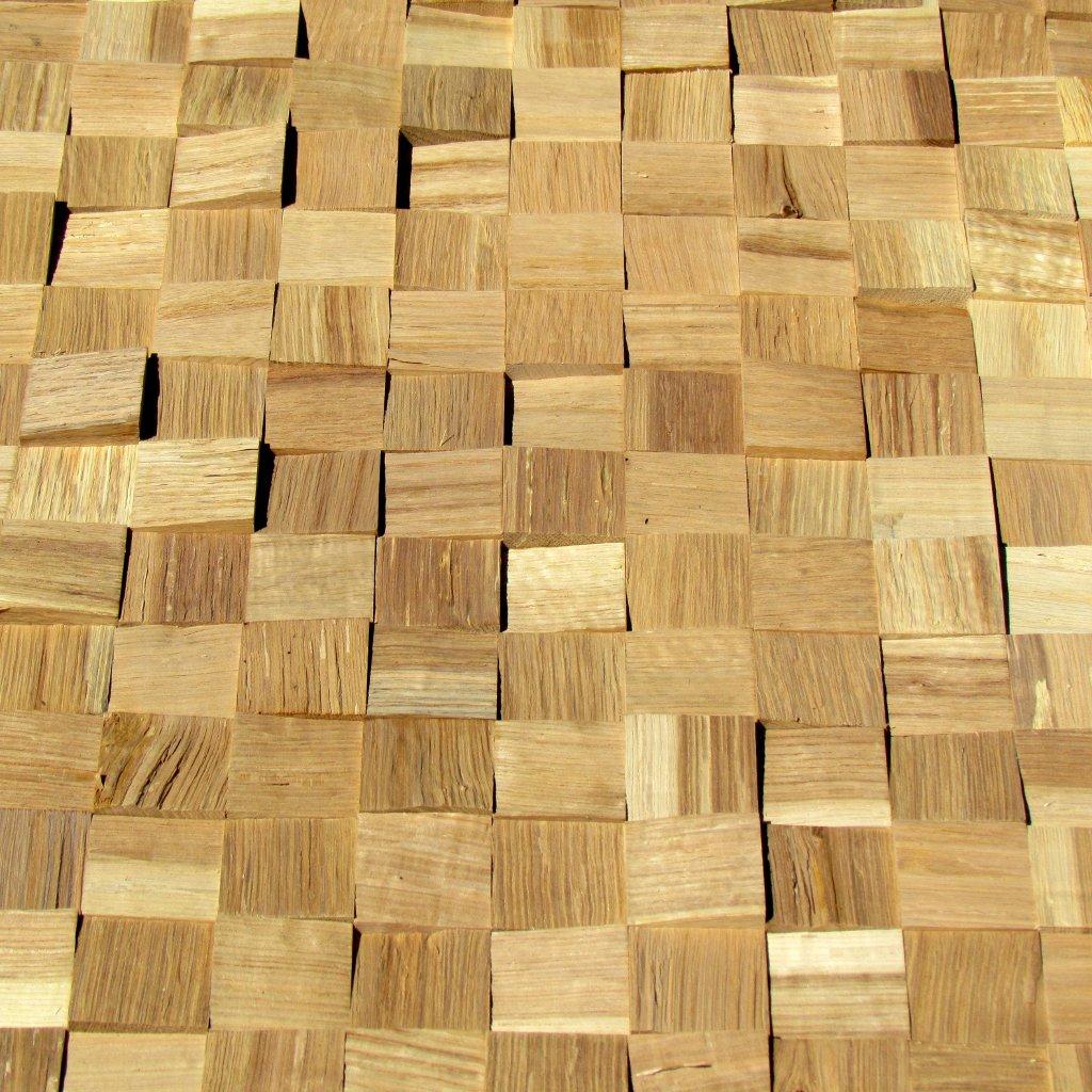 Holzpaneele - Ambiente Wood - Blocks Gently Eiche