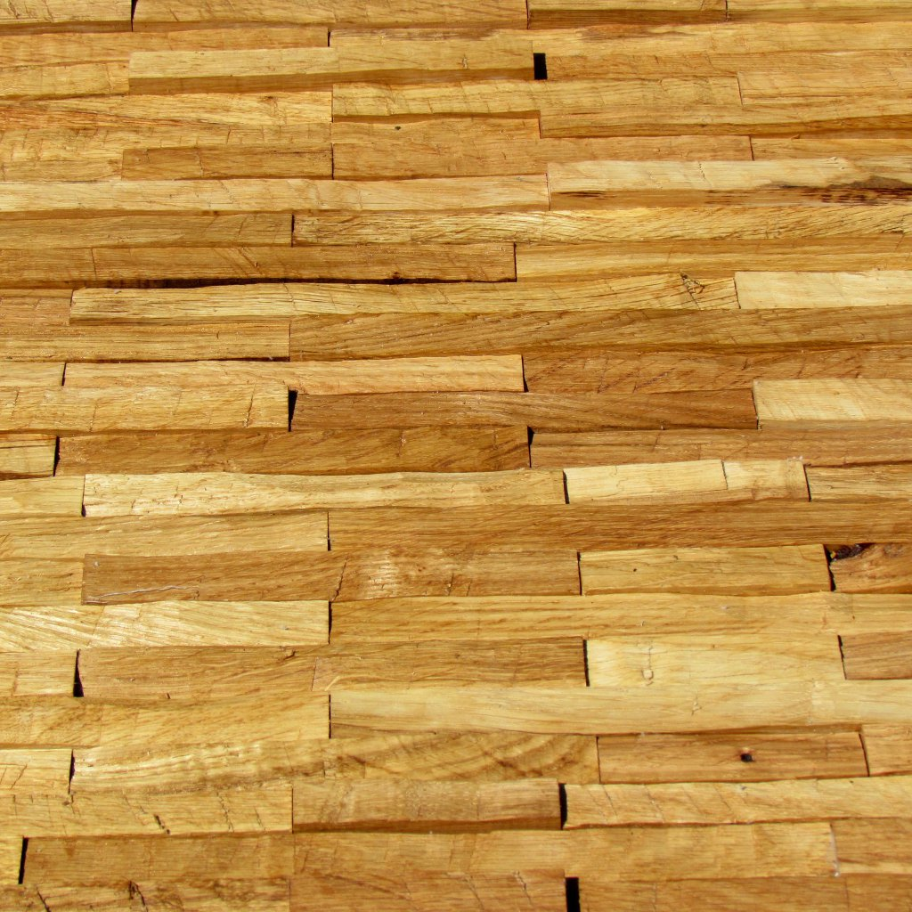 Holzpaneele - Ambiente Wood - Cuts Chopped Eiche