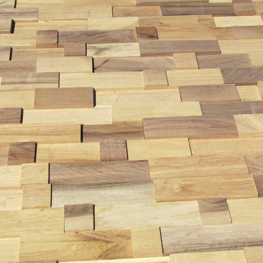 Holzpaneele - Ambiente Wood - Purity Eiche Nuss