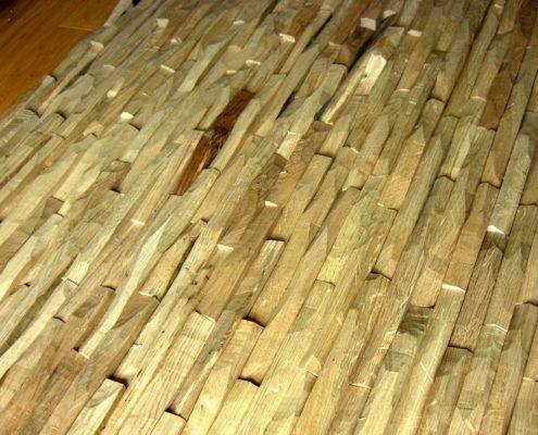 Holzverkleidung - For-Rest Cuts Eiche