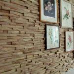 Holzverkleidung Woody-Panels