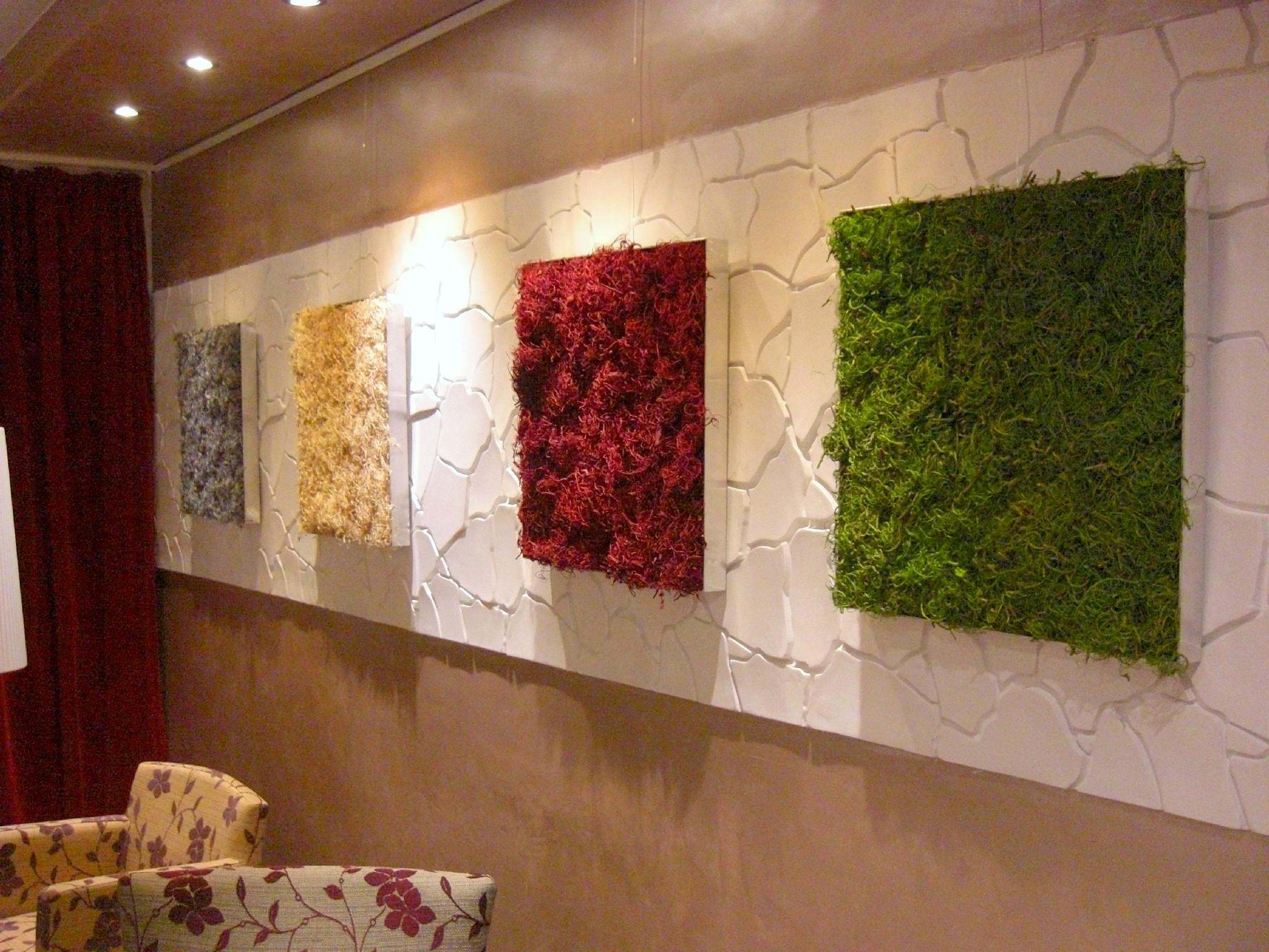 moosbilder wandgestaltung aus echtem moos f r ihr zuhause. Black Bedroom Furniture Sets. Home Design Ideas