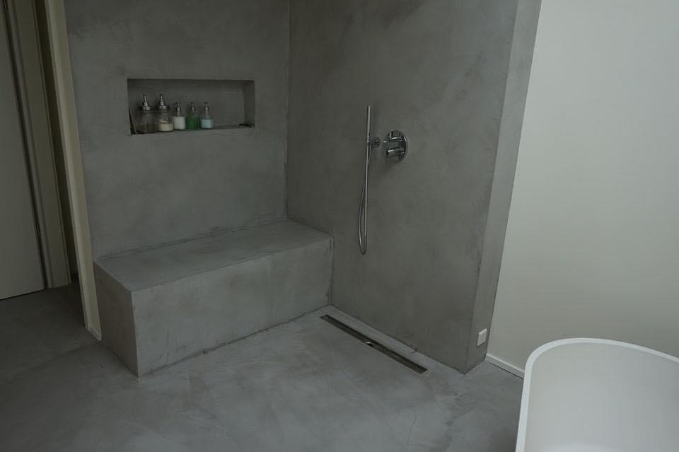 farbputze f r eine kreative gestaltung von wand und boden. Black Bedroom Furniture Sets. Home Design Ideas