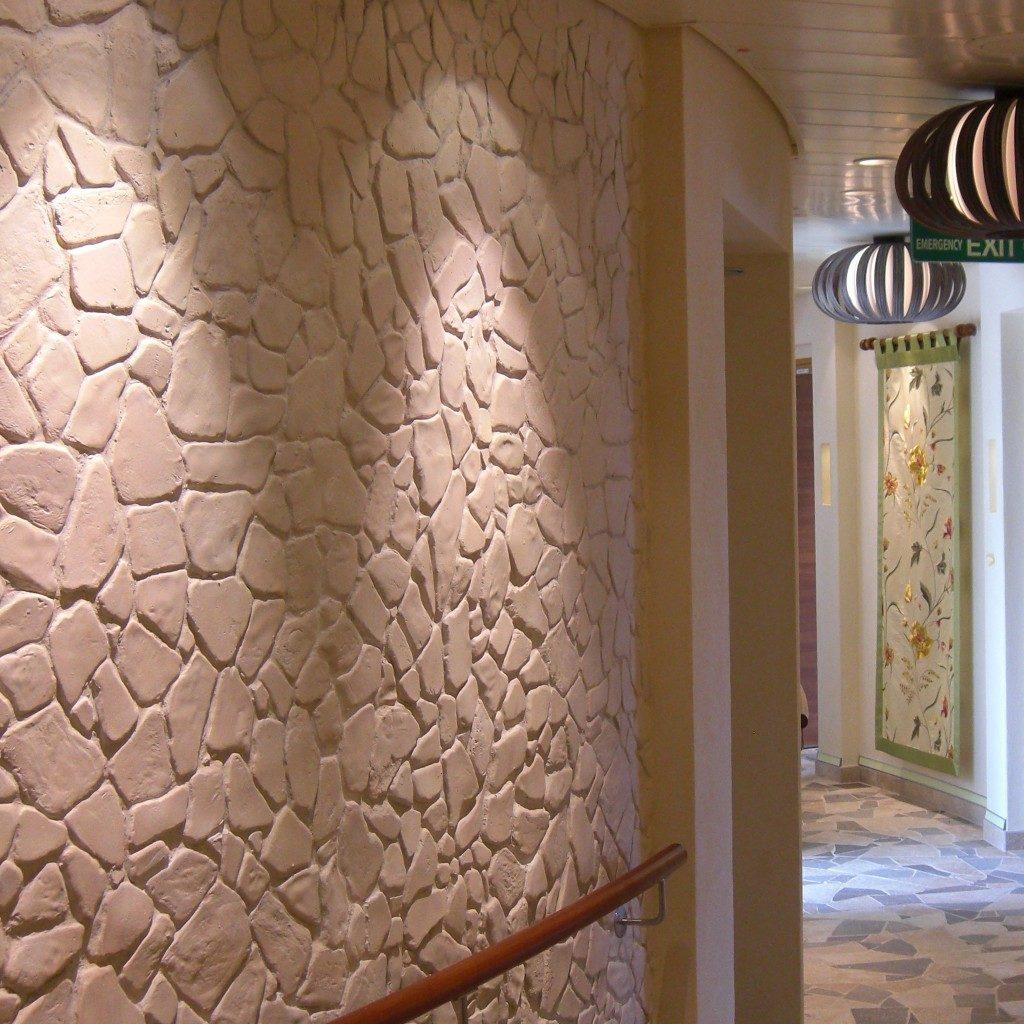 Wandgestaltung Mediterrane Steinwaende Colorado