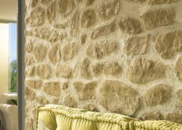 Wandgestaltung Mediterrane Steinwaende Florina