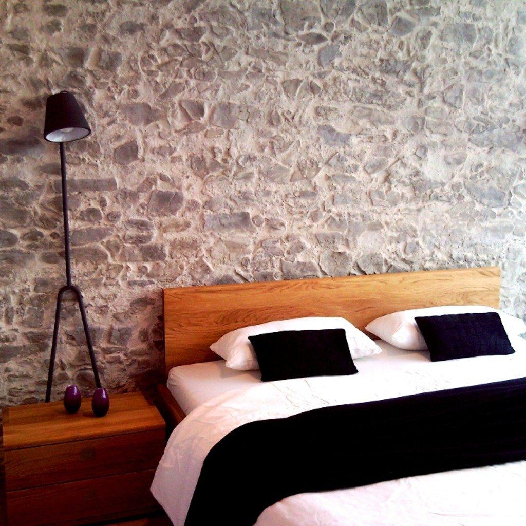 Wandgestaltung Mediterrane Steinwaende Marsalla