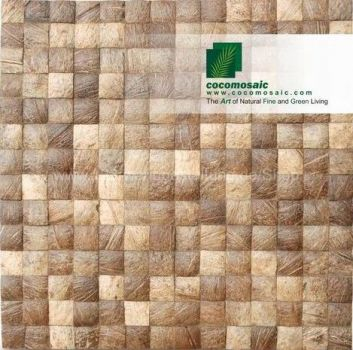 Mosaikfliesen - Cocomosaic - Natural Grain