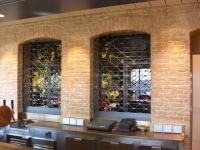 Wandgestaltung der Distille auf der Aida Sol