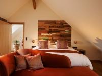 Holzpaneele - TeakYourWall - Boat - Schlafzimmer