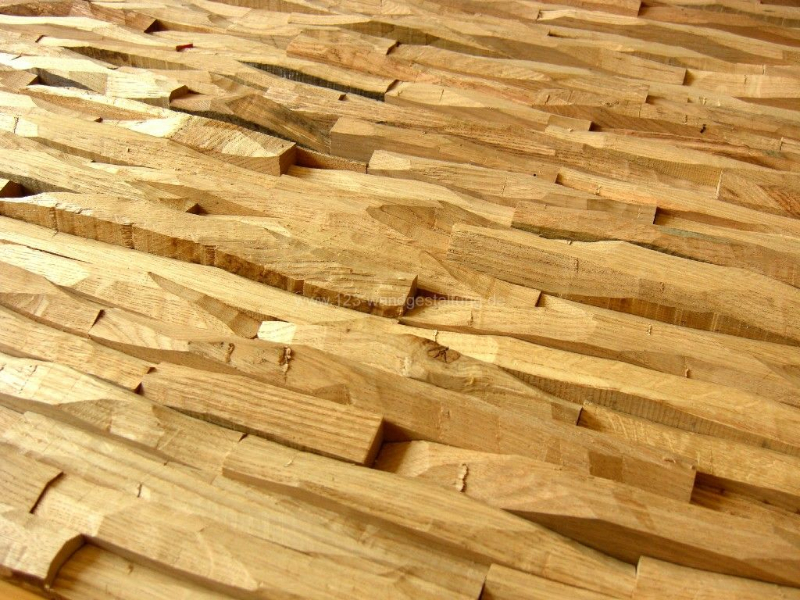 holzpaneele woody panels cuts oak