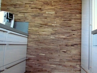 Holzpaneele Woody-Panels - Cuts - Eiche - Küche