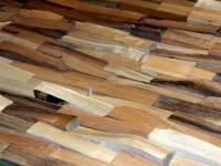 Holzpaneelen - FOR-REST - Gently - Nussholz