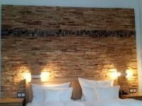 Holzpaneele Gently Eiche - Hotel Almrausch