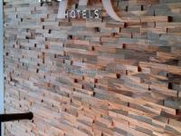 Holzpaneele Gently Eiche - Hotel Mercure Stuttgart