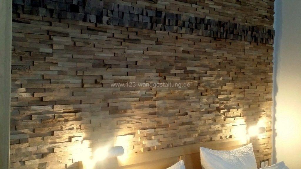 Holzpaneele Gently Eiche   Hotel Almrausch