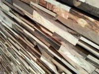 FOR-REST Holzverkleidung - Invi aus Nussholz
