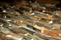 Holzverkleidung - FOR-REST - Memory Nussholz
