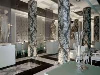 mosaikfliesen-glassdecor im Restaurant
