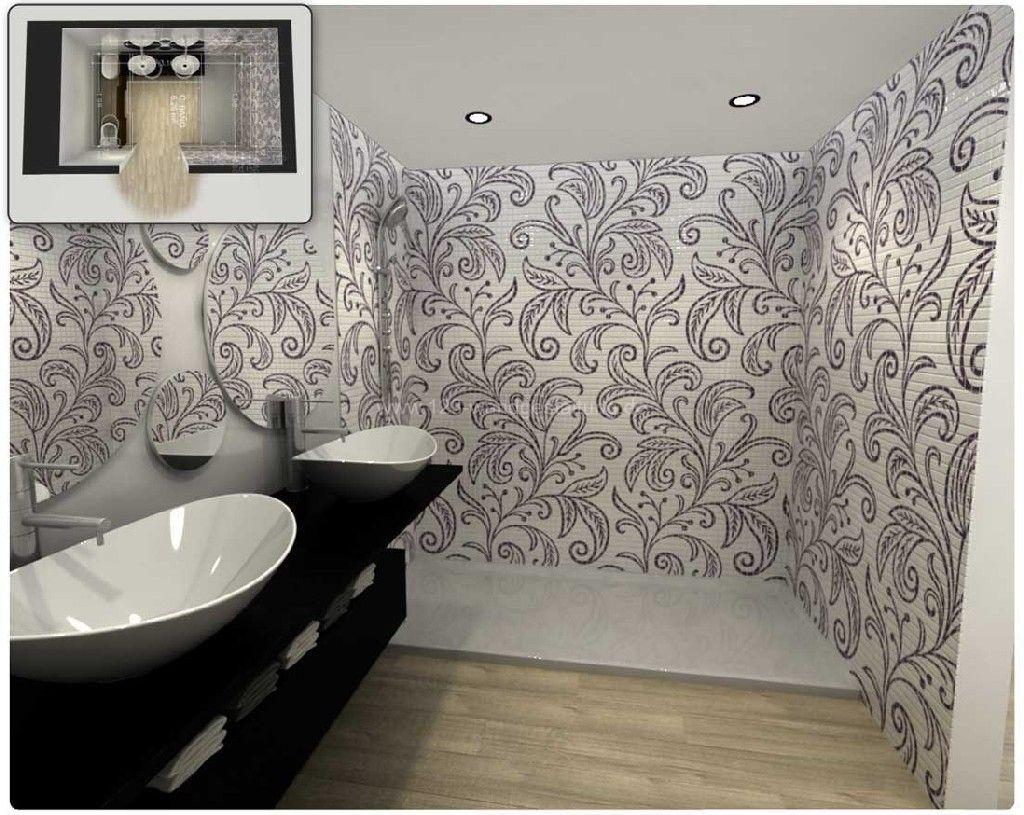 Bildergalerie von projekten und beispielen mit mosaikfliesen for Badezimmer mosaikfliesen