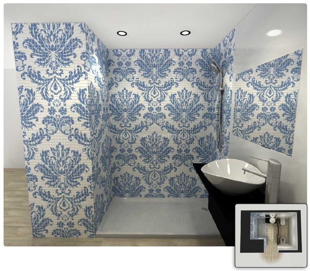 bildergalerie von projekten und beispielen mit mosaikfliesen. Black Bedroom Furniture Sets. Home Design Ideas