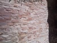 Kunststeinpaneele Bari - Farbe Mediterran