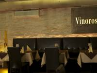 Kunstssteinpaneele Bari - Restaurant Vinorosso