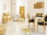 Kunststeinpaneele Brooklyn - White Gold