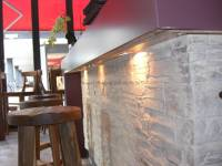 Kunststeinpaneele Dundee - Restaurant Apostille