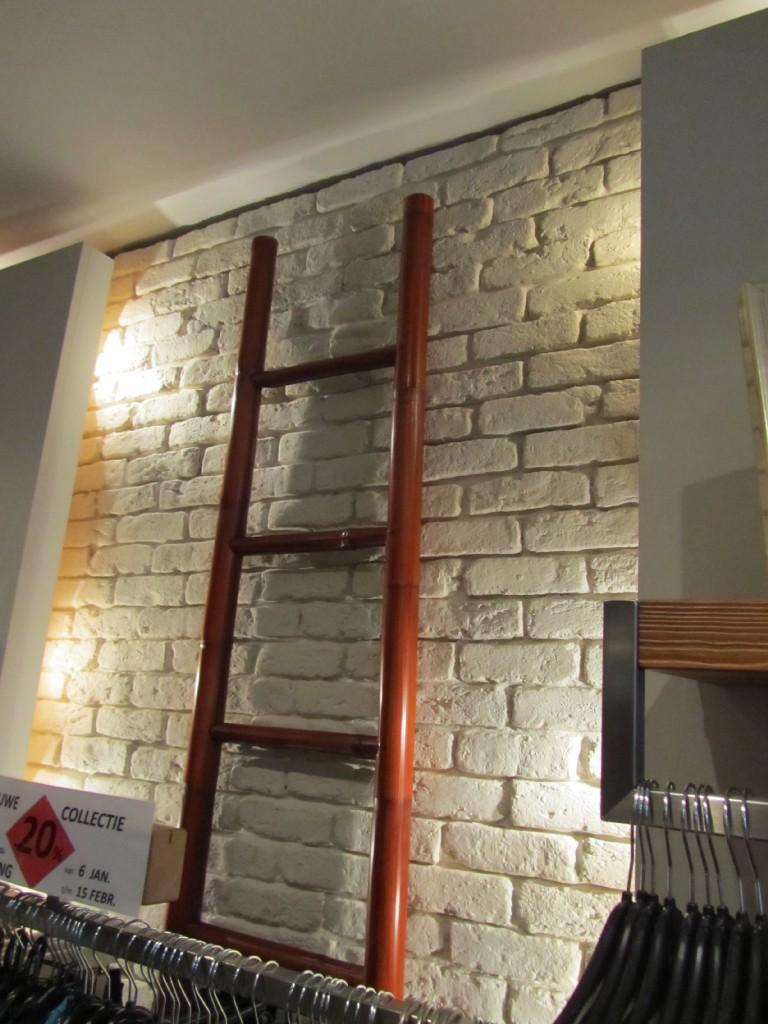 Kunststeinpaneele Manhatten – Steinwand in rustikaler Ziegeloptik
