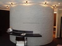 Kunststeinpaneele Shetland in Schieferoptik - White - Integral Interiors Belgium