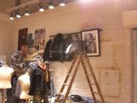Kunststeinpaneele Bronx - Messebau - Ralph Lauren