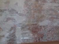 Kunststeinpaneele Bronx - Rustikale Steinwand mit Putz