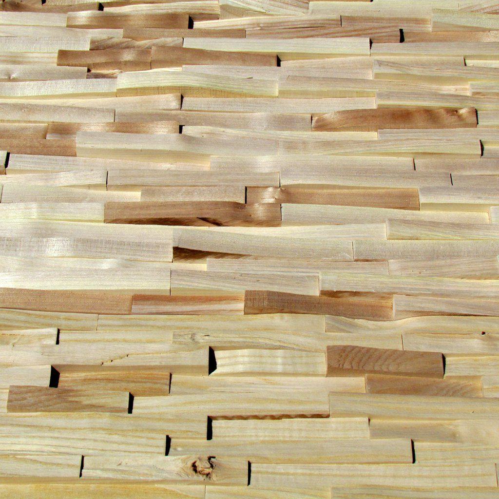 Holzpaneele - Ambiente Wood - Gently Line Ahorn
